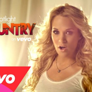 Carrie Underwood's «Waiting All Day For Sunday Night» (Spotlight Country)