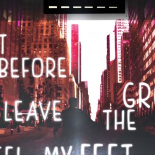 David Vrong feat. Amaëlle – Breaking Out (Lyric Video)