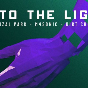 Denzal Park, M4SONIC, Dirt Cheap – Into The Light (Cover Art)