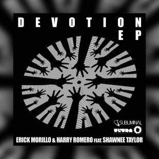 Erick Morillo & Harry Romero feat. Shawnee Taylor – Devotion (Amine Edge & DANCE Remix) [Cover Art]