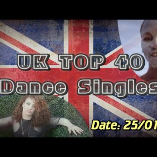 UK Top 40 – Dance Singles (25/10/2014)
