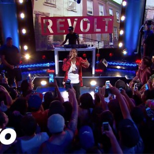 Meek Mill – Dreams and Nightmares (Live on the Honda Stage at REVOLT Live)