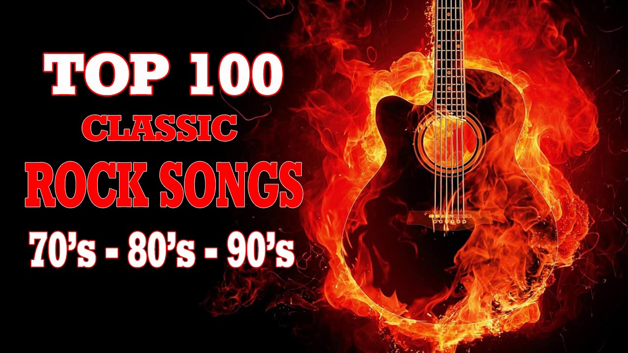 Top 100 Greatest Classic Rock Songs Ever – Best Rock Songs