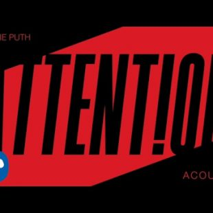 Charlie Puth – Attention (Acoustic) [Official Audio]