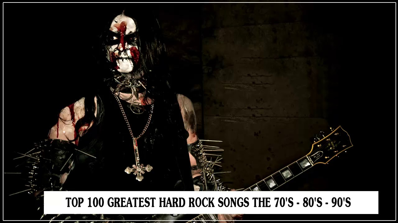 Greatest Hard Rock Songs Hits All Time   Best Hard Rock Music Ever