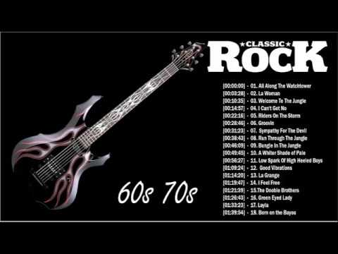 Top 20 Classic Rock Of All Time – Classic Rock Greatest Hits 60s
