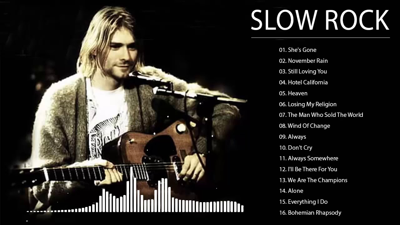Slow Rock Greatest Hits 70s, 80s, 90s – Best Slow Rock Songs